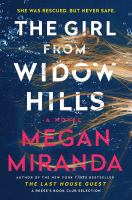 Cover of The Girl from Widow Hills
