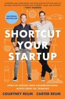Shortcut your Start up