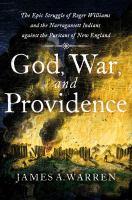 God, War, And Providence