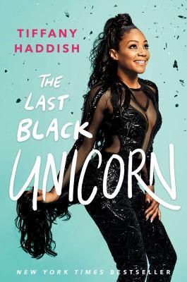 Cover image for The Last Black Unicorn