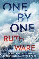 One by One by Ruth Ware (Book Cover)