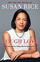 Cover of Tough Love: My Story of th