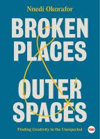 Cover of Broken Places & Outer Spac