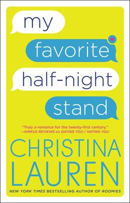 My Favorite Half-night Stand(book-cover)