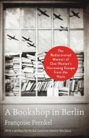 Cover of A Bookshop in Berlin: The