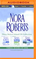 Nora Roberts Three Sisters Island CD Collection