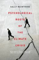 Psychological Roots of the Climate Crisis