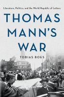 Thomas Mann's War