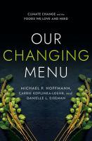 Image: Our Changing Menu