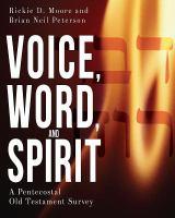 Voice, Word, and Spirit