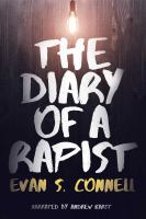 The Diary of A Rapist