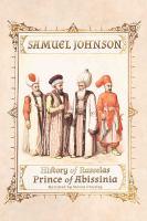 The History of Rasselas