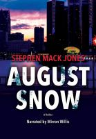 August Snow