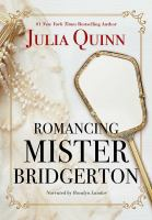 Romancing Mister Bridgerton (Audiobook on CD)