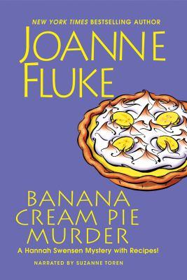 Cover image for Banana Cream Pie Murder