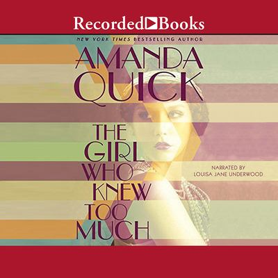 Cover image for The Girl Who Knew Too Much
