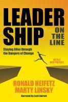 Leadership on the Line (revised)