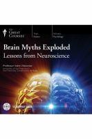 Brain Myths Exploded (Audiobook on CD)
