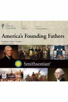 America's Founding Fathers (Audiobook on CD)