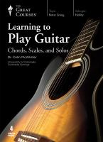 Learning to Play Guitar