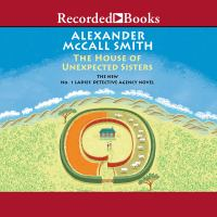 HOUSE OF UNEXPECTED SISTERS [audiobook Cd]