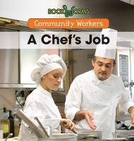 A Chef's Job