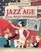The Jazz Age and the Great Depression