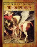 Medusa and Pegasus
