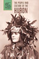 The People and Culture of the Huron