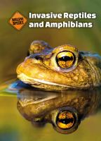 Invasive Reptiles and Amphibians