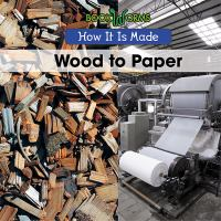Wood to Paper