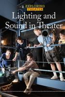 Lighting And Sound In Theater