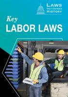 Key Labor Laws
