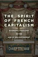 The Spirit of French Capitalism
