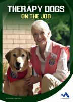 Therapy Dogs on the Job
