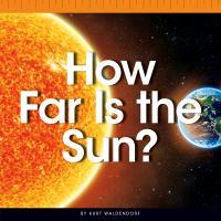How Far Is the Sun?
