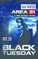 Area 51, A Time Patrol Novel