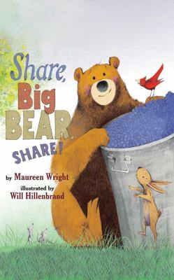 Cover image for Share, Big Bear, Share!