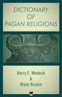 Dictionary of Pagan Religions