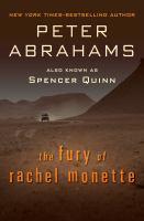 Fury of Rachel Monette