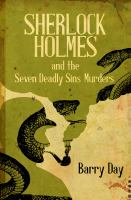 Sherlock Holmes and the Seven Deadly Sins Murders