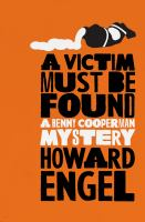 A Victim Must Be Found