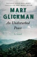 Undisturbed Peace