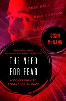 The Need for Fear