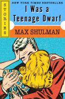 I Was A Teenage Dwarf