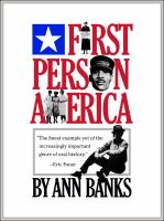 First-Person America
