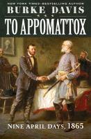 To Appomattox