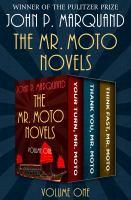 The Mr. Moto Novels