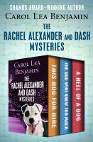 The Rachel Alexander and Dash Mysteries