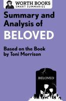 Summary And Analysis Of Beloved